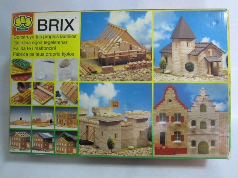 Ses creative brix build your own house castle playplaylah for Build a castle home